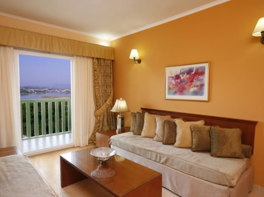 Ariti Grand Hotel Corfu room 2