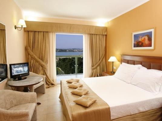 Ariti Grand Hotel Corfu room
