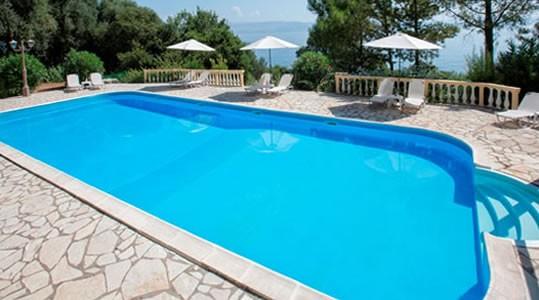 Aurora Hotel Swimming Pool