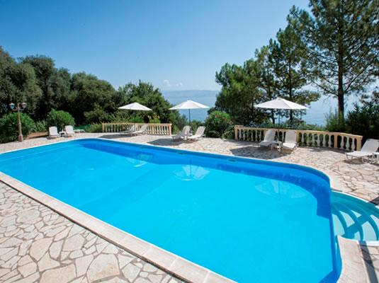 Aurora Hotel Swiming Pool