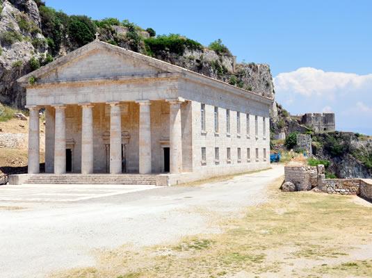 Corfu Sights