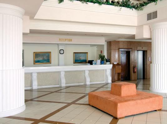Primasol Hotel Corfu Reception