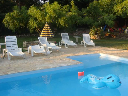 Siorra Alessandra Swimming Pool