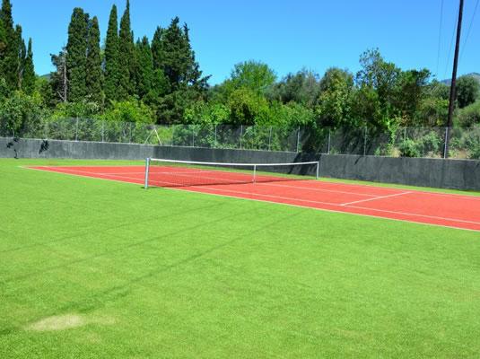 Siorra Alessandra Tennis Court